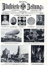 Epochale Erfindung des Münchener Priesters Cerebotani: Taschentelegraph 1910