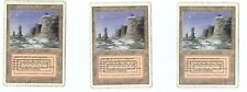 3 Plateau(s) ~ MTG Dual Land MAGIC The Gathering Card use with Fetch Lands
