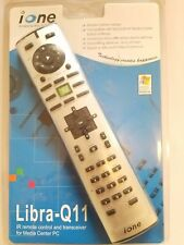 Brand new Windows Media Center Remote Control + USB IR Receiver.
