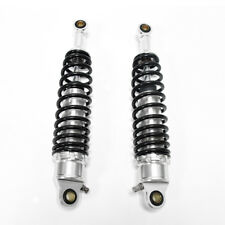 2x 340mm 13'' Motorcycle Scooter Rear Shock Absorbers Suspension Part For Honda
