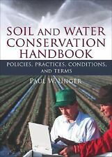 Soil and Water Conservation Handbook: Policies, Practices, Conditions, and Terms