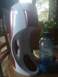 Sodastream avec bouteille gaz et bouteille