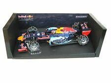 1/18 MINICHAMPS 110169933 Red Bull Rb7 Snow Demonstration Verstappen