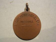 medaglia 11 direzione artiglieria Messina
