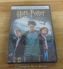 Harry Potter and the Prisoner of Azkaban ~ Year 3 ~ NEW/SEALED DVD