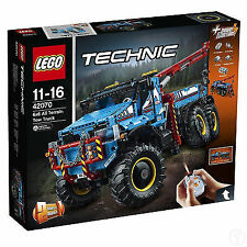 Technic Truck LEGO Complete Sets & Packs
