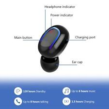 wirless earbuds single bluetooth earbud mini airpods Q13 fr Samsung iPhone apple