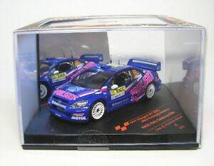 Peugeot 307 WRC No. 66 Racc Rally Catalunya 2009