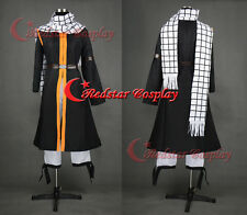 NEW Anime Fairy Tail Natsu Dragneel Cosplay Costume - Custom made in any size