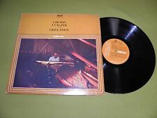 Chopin - Valses - 1-14 / Piano - Geza Anda / RARE IMPORT RCA LP STEREO EX