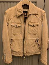 Zara Leather Jacket - Men's EU XL (fits like US MEDIUM)