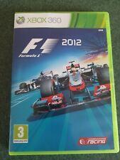 F1 2012 (Microsoft Xbox 360 fórmula 1, 2012)