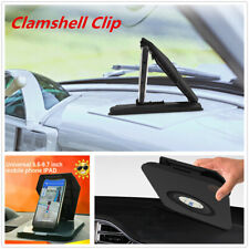 "Car SUV Dash Tablet Mount Holder Stand Clamshell Clip For 3""-9.5"" Phone iPad GPS"