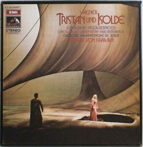 Wagner Tristan und Isolde Disque vinyle