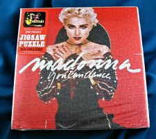 MADONNA SEALED YOU CAN DANCE LP SIZE JIGSAW PUZZLE w BOX  Promo Sticker Official