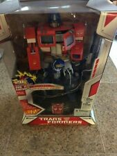 Hasbro Transformers 20th Anniversary DVD Edition Optimus Prime MP 01 10 Rare!