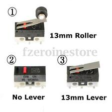 5 Pcs V-125-1A  Ultra Interruptor Límite Micro Switch SPDT Sub Miniature 3 Type