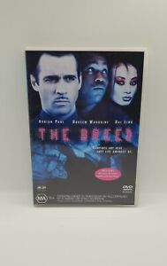 The Breed (2001) VGC Region 4 DVD Adrian Paul vampire Bai Ling