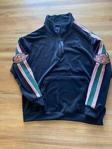 Jordan retro Velour Jacket XL