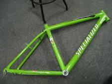 "Retro Specialized Rockhopper 1999 FS Comp A1 Premium Aluminium 18"" Grabber Green"