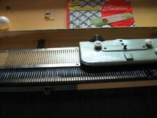 Vintage Working Prazisa Knitting Machine Made in Germany
