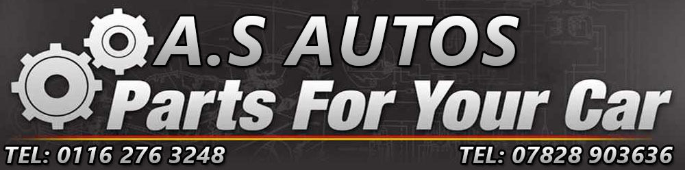 A.S AUTO'S LEICESTER LTD