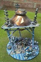 Warhammer 40K - Scenery - 'Fallen Citadel' Diorama - Exc Con - Free Post!