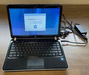 HP Pavilion dv4-4141us Intel i3-2330M 4GB RAM 640GB HDD laptop notebook **READ**