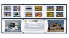 Carnet 12 timbres - Animaux du monde - Lettre Verte.année 2020