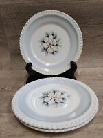 Vintage Original Harker Royal Gadroon Bread/Desert Plates 6""