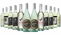 Celebration Collection White Mix Inc Gold Winner Wines 12x750ml RRP$240 Free S/R