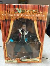 Nsync Collectible 2000 Tour Marionette Puppet Chris Kirkpatrick Toy Doll Pack As