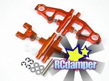 ALUMINUM FRONT & REAR UPPER ARM OR TAMIYA 1/10 TT01D TT01R TYPE E TT 01 01D 01R
