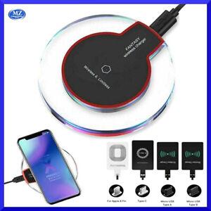 Caricatore wireless caricabatterie samsung iphone huawei xiaomi modulo ricarica