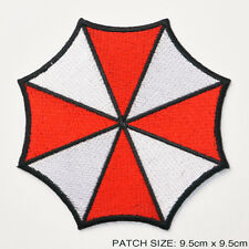 RESIDENT EVIL Umbrella Corporation EXTRA LARGE Prop Movie Patch - UK, Free Post