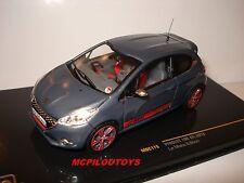 IXO MOC175 PEUGEOT 208 GTI LE MANS EDITION 2013  au 1/43°