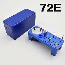 1Pc Dental Endo Box for Sterilize Gutta Percha Points Diamond Burs Reamer 135℃