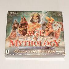 Age of Mythology: Collectors Edition Sealed (PC, 2002) Figurine 31,389/50,000