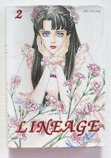 MANGA LINEAGE n° 2 SHIN EEL SUK EDITION FRANCAISE SAPHIRA