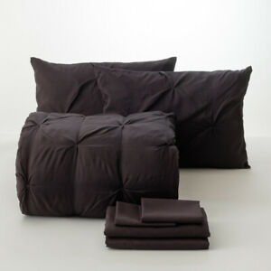DAWN Bed-in-a-Bag Sets, Reversible Comforter, Sham(s) & Sheets, Soft & Cozy