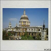 St Paul's Cathedral South-east view Postcard (P453)