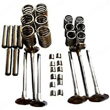 VALVE TRAIN KIT FITS MASSEY FERGUSON 135 230 240 250 550 WITH 45 DEGREE VALVES