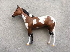 Vintage Custom CM Breyer Horse Bay Pinto Halla Bolya MARE Pamela DeMuth 1998