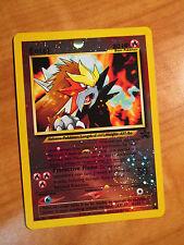 SEALED Pokemon ENTEI Black Star Holo PROMO Card #34 Set Wizard of the Coast Foil
