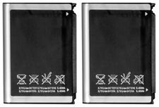2x Battery For Samsung AB653850CA Code i220 Exec i225 Nexus S Moment Behold T939
