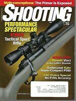 SHOOTING TIMES Magazine September 2009 Benelli Vinci, Kahr P380, FNH