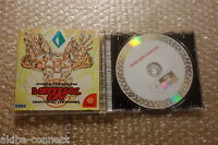 Virtual On Cyber Troopers Sega Dreamcast Import Japan