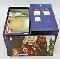 TOPPS Doctor Who Tenth Doctor Adventures Complete 88 Card Base Set Rare