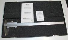 "Mahr 4100402 16 FN Vernier Caliper 0-300 mm (12"")"