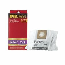 3M Filtrete Hoover Y & Z Ultra Allergen Synthetic Vacuum Bag - 2 bags